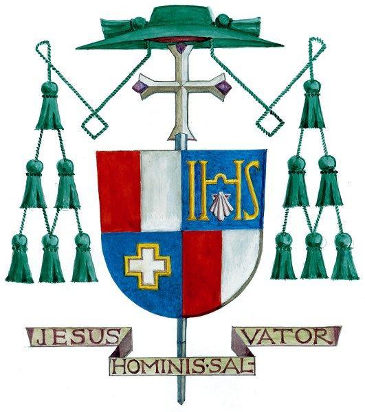 Wappen Bischof Walter Mixa