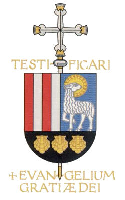 Wappen von Weihbischof Grünwald