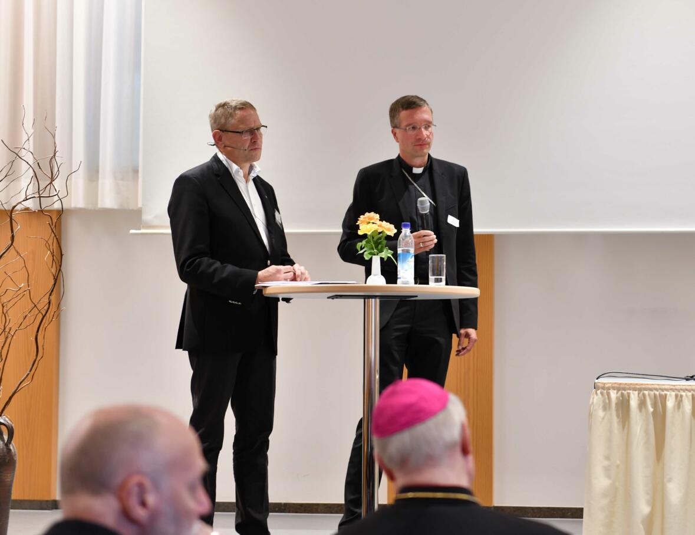 Weihbischof Gerber