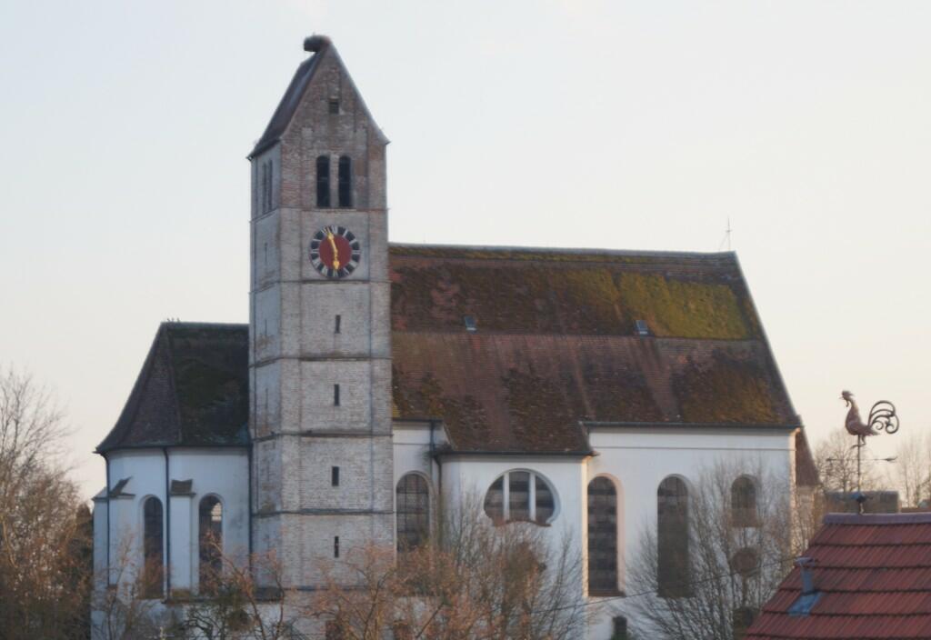 Pfarrkirche St. Martin Nordseite