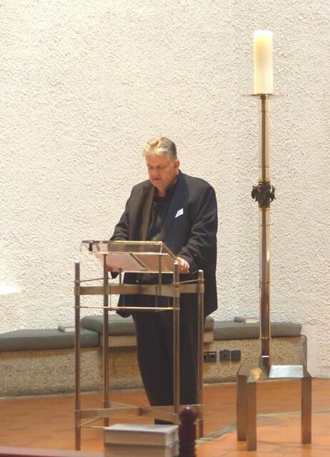 stv. Vorsitzender Michael Widmann
