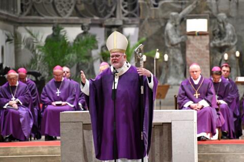 Kardinal Reinhard Marx Glaube Ist Die Stärkere Heimat