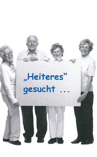 Neuauflage Heiteres - Wir sammeln Sketche, Gedichte, Witze, lustige Begebenheiten ...