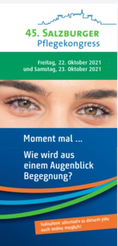 Salzburger Pflegekongress