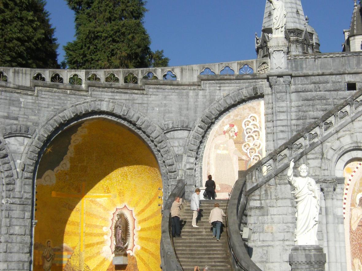 Bild Lourdes 2012 134