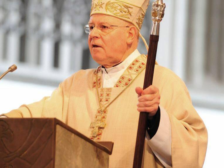 Der Verkündigungsdienst liegt Bischof Konrad ganz besonders am Herzen. (Foto: Nicolas Schnall)