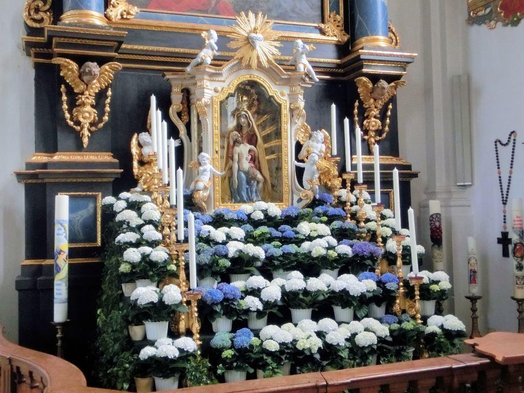 2. Platz (113 Stimmen) Violau Wallfahrtskirche (Thomas Pfefferer)