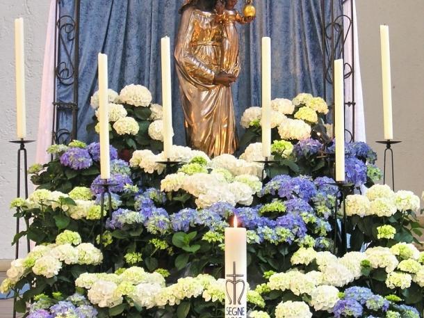 4. Platz (31 Stimmen) Augsburg St. Maximilian (Nikolaj Dorner OSB)