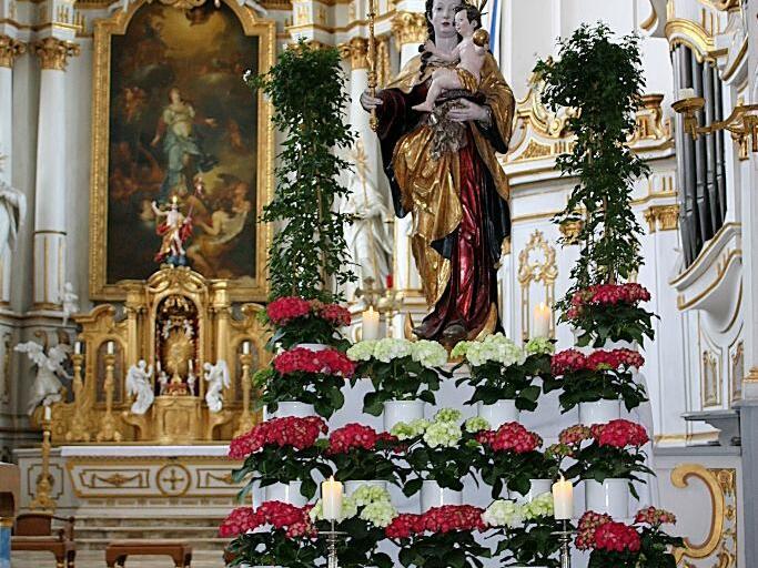 6. Platz (28 Stimmen) Oberelchingen Klosterkirche (Gerhard Flitsch)