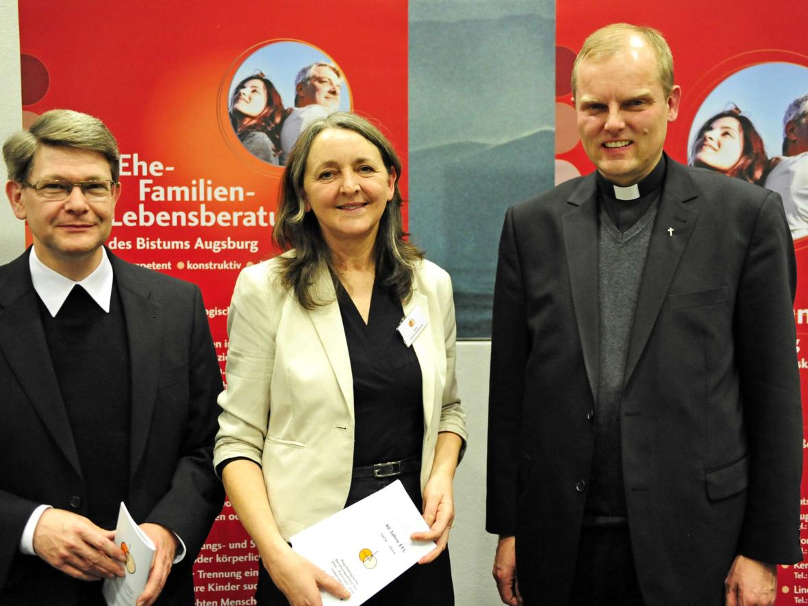 Helfen, wo Hilfe benötigt wird: 40 Jahre Ehe- Familien und Lebensberatung (Januar) (Foto: Daniel Jäckel)