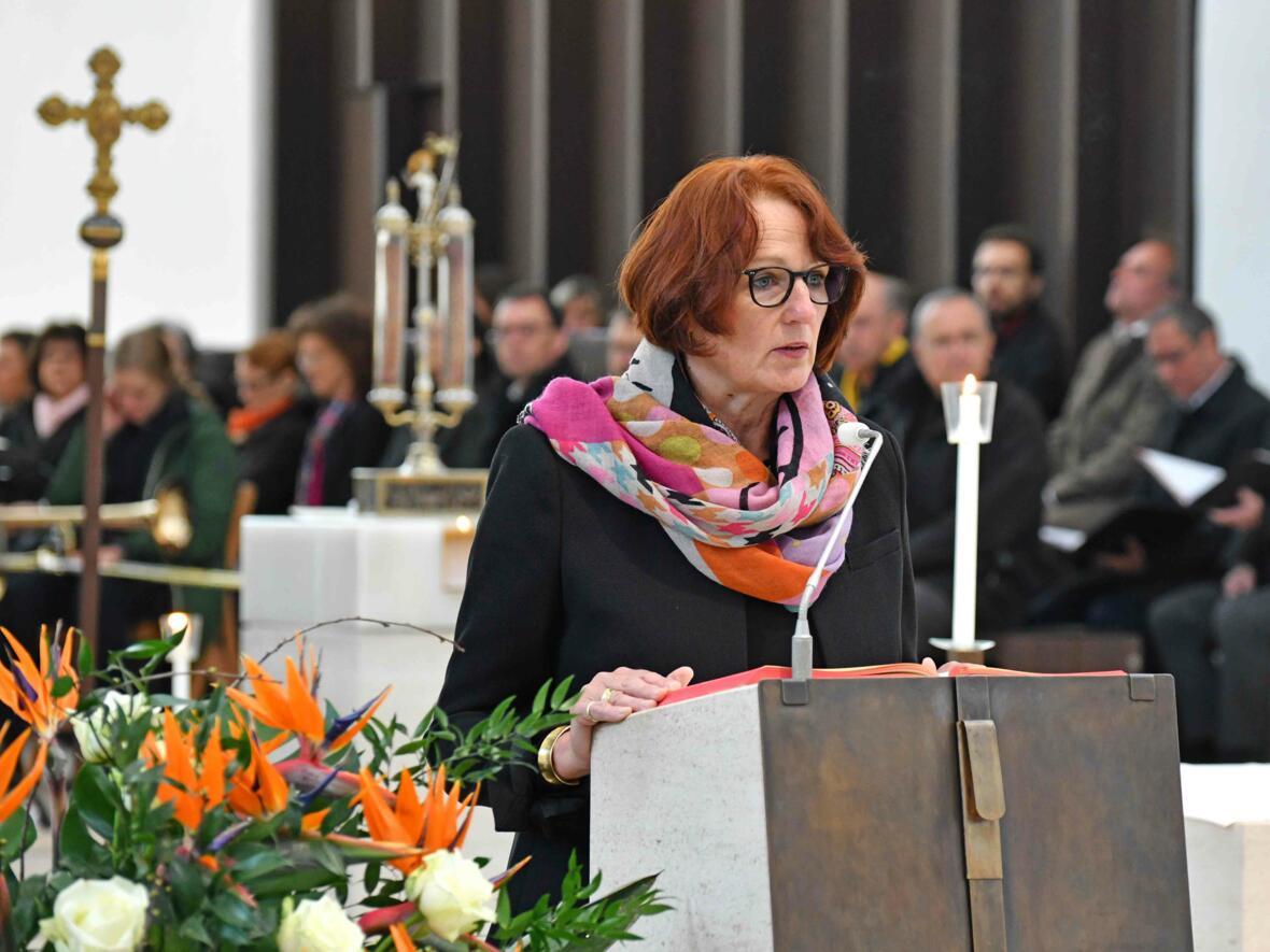 1000 Jahre Moritzkirche_Festgottesdienst mit Bischof Konrad (Foto Nicolas Schnall_pba) 04