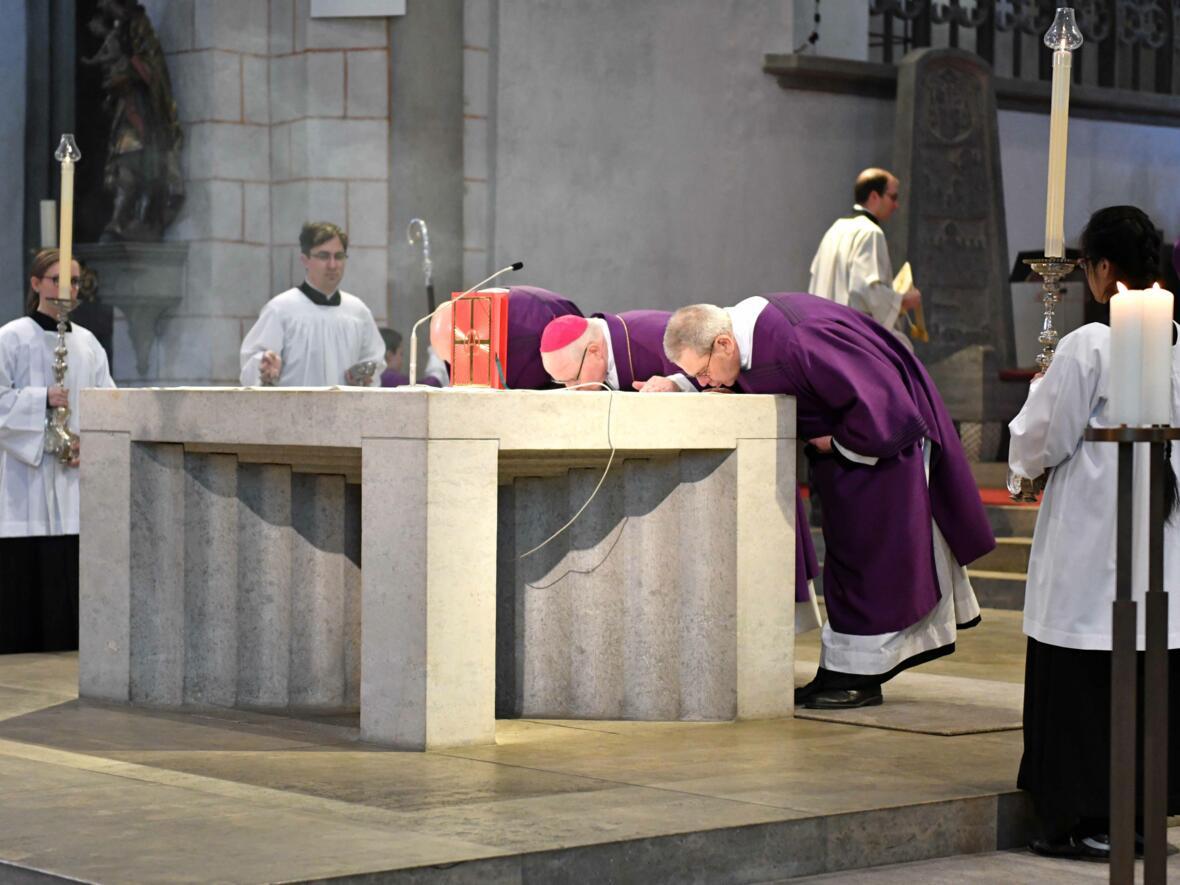 50 Jahre Ständiger Diakonat im Bistum Augsburg (Foto Nicolas Schnall_pba) 01