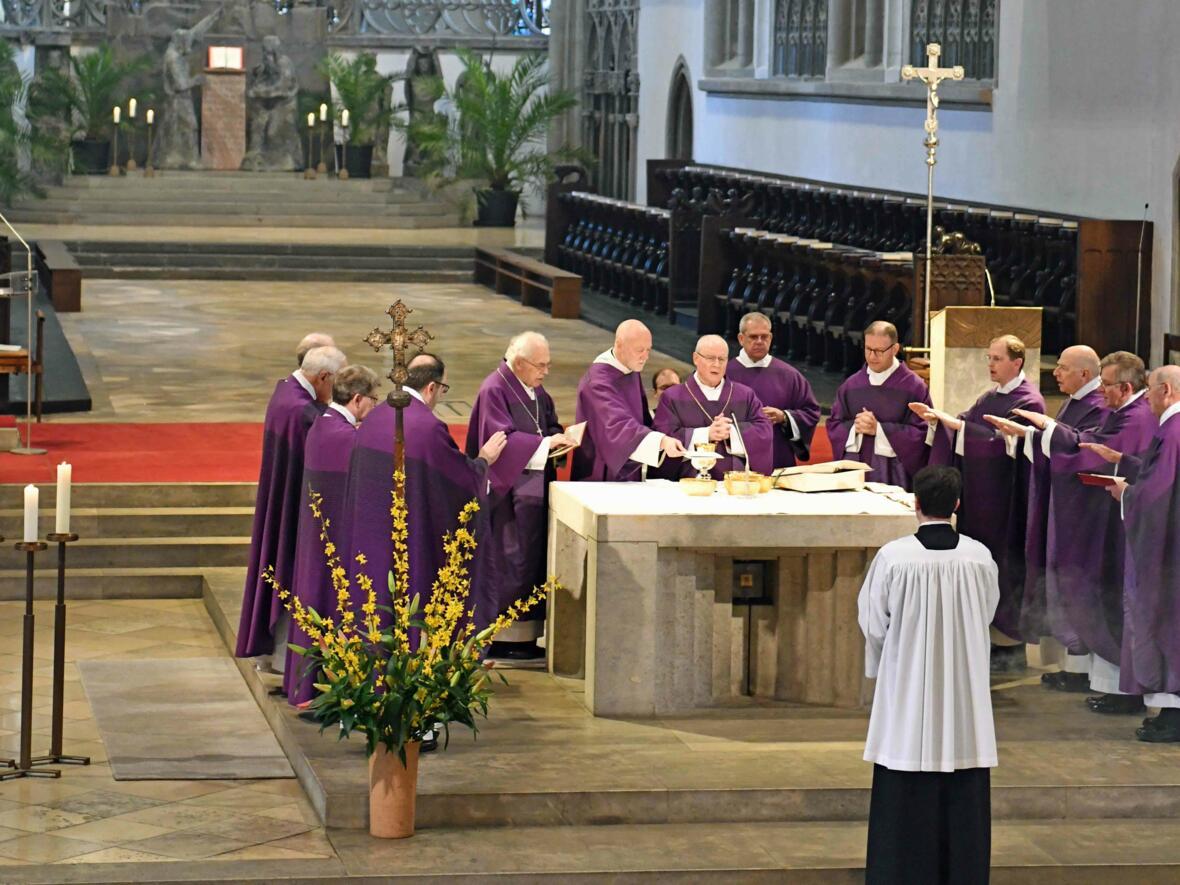 50 Jahre Ständiger Diakonat im Bistum Augsburg (Foto Nicolas Schnall_pba) 09