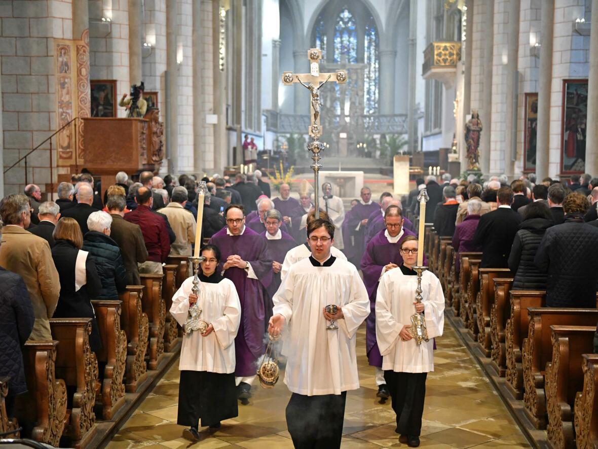 50 Jahre Ständiger Diakonat im Bistum Augsburg (Foto Nicolas Schnall_pba) 12