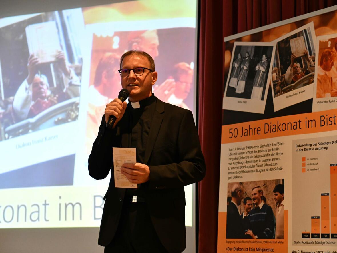 50 Jahre Ständiger Diakonat im Bistum Augsburg (Foto Nicolas Schnall_pba) 18