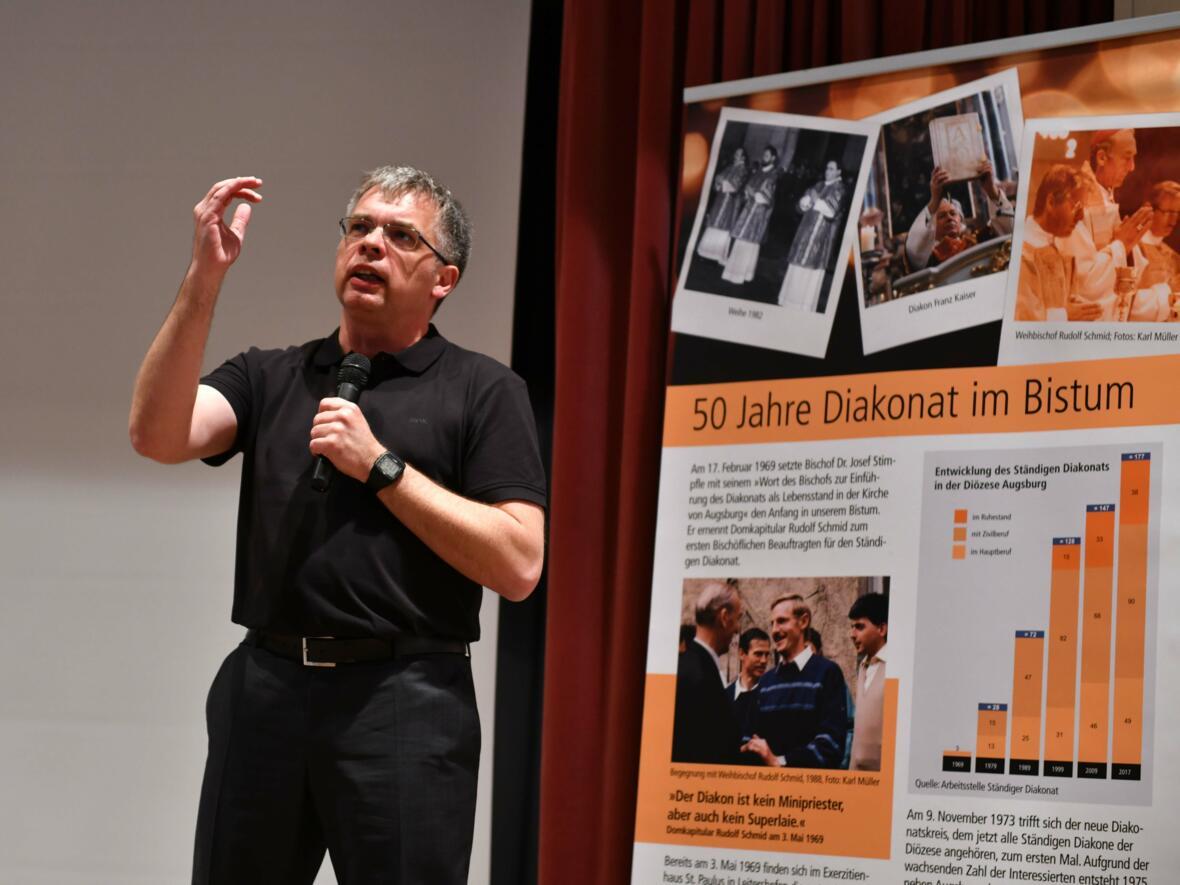 50 Jahre Ständiger Diakonat im Bistum Augsburg (Foto Nicolas Schnall_pba) 22
