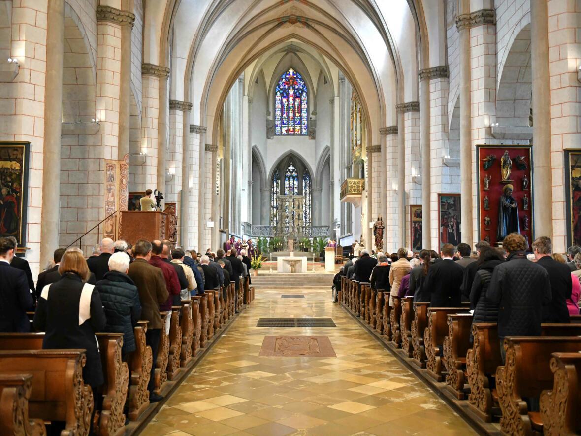 50 Jahre Ständiger Diakonat im Bistum Augsburg (Foto Nicolas Schnall_pba) 25
