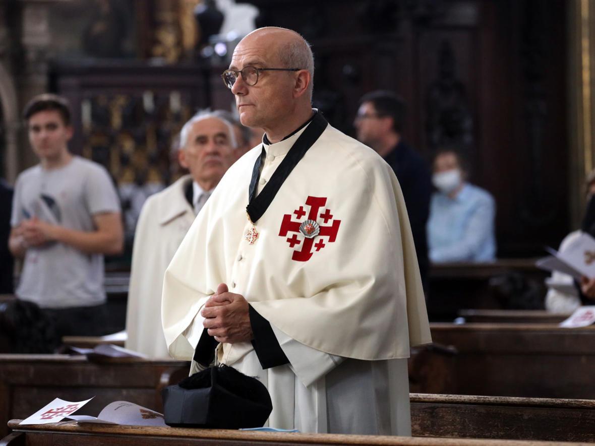 Ulrichshochamt mit Bischof Bertram (Foto: Annette Zoepf / pba) 4