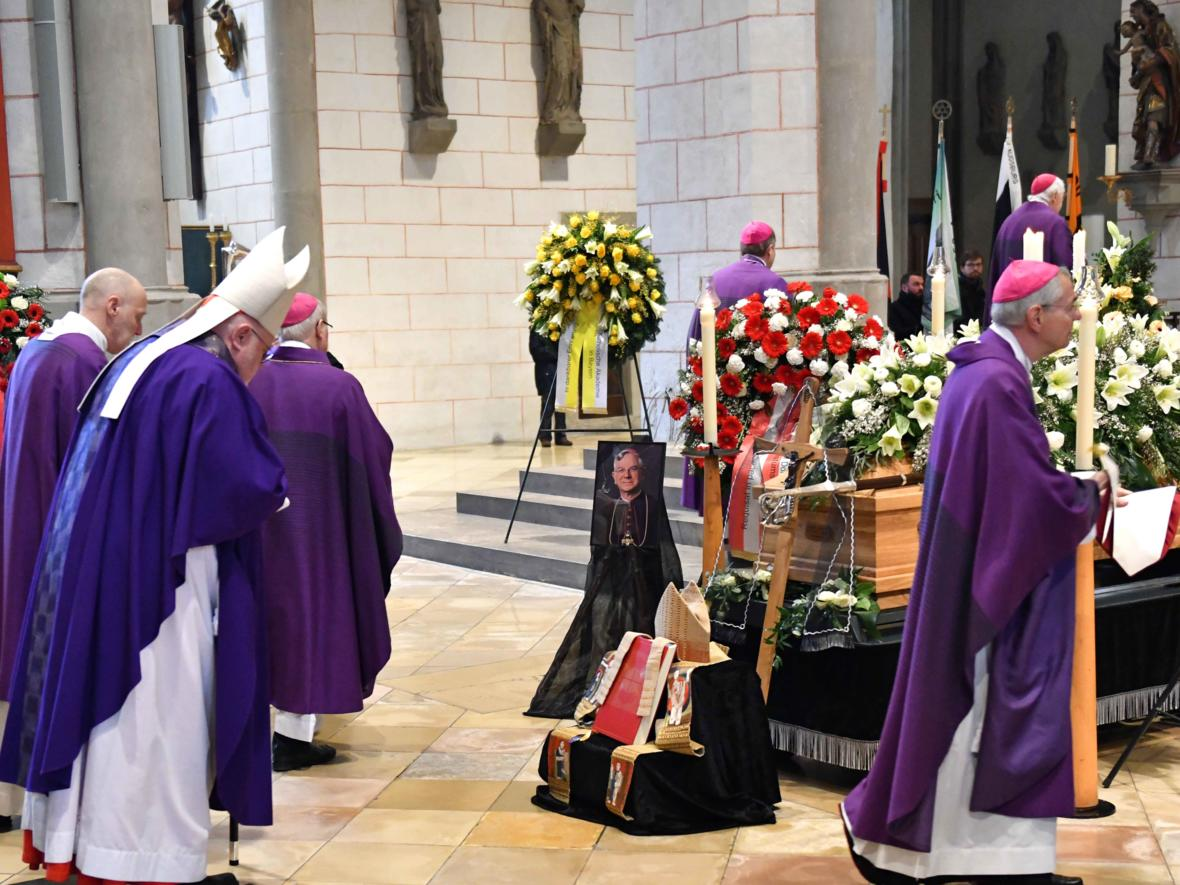 Begräbnisfeier für Bischof em Viktor Josef Dammertz (Foto Nicolas Schnall_pba) 3 (1)