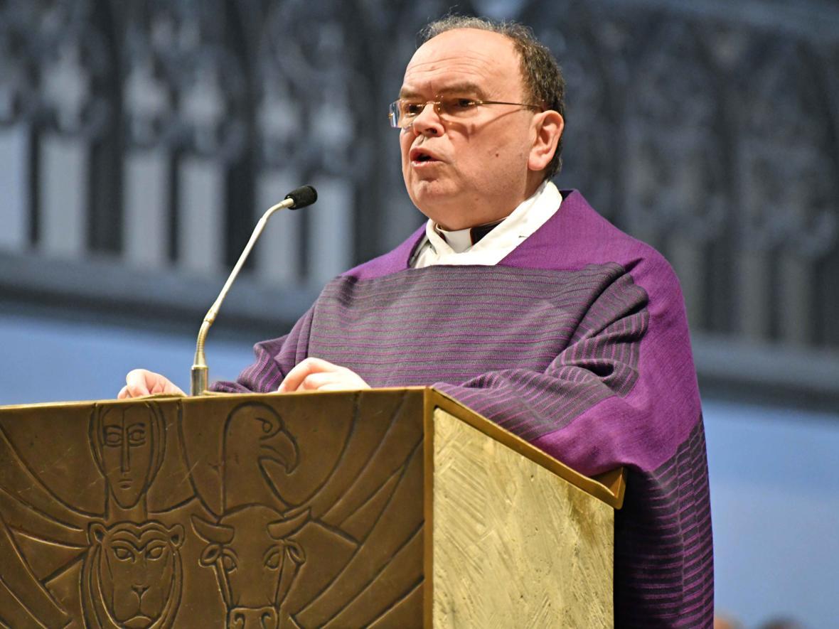 Begräbnisfeier für Bischof em Viktor Josef Dammertz (Foto Nicolas Schnall_pba) 6