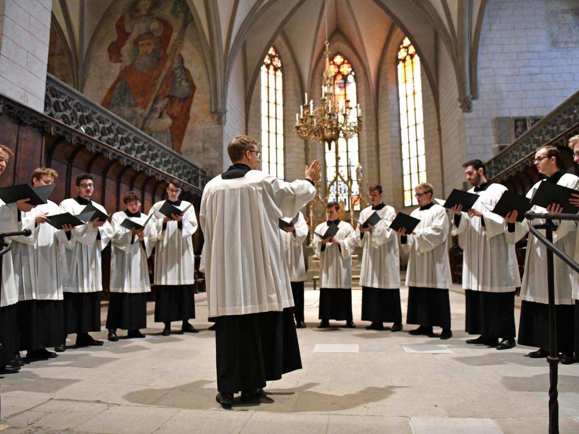 Begräbnisfeier für Bischof em Viktor Josef Dammertz (Foto Nicolas Schnall_pba) 8