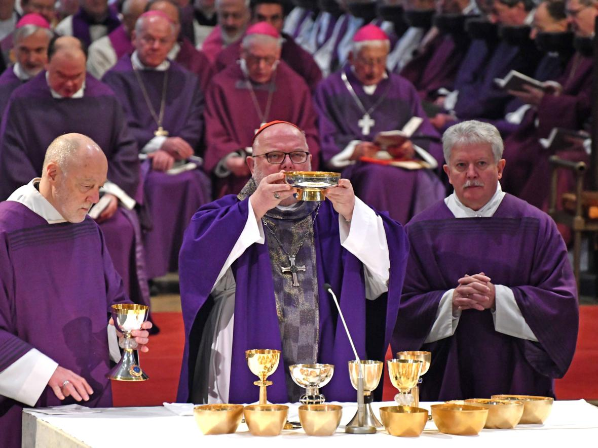 Begräbnisfeier für Bischof em Viktor Josef Dammertz (Foto Nicolas Schnall_pba) 9
