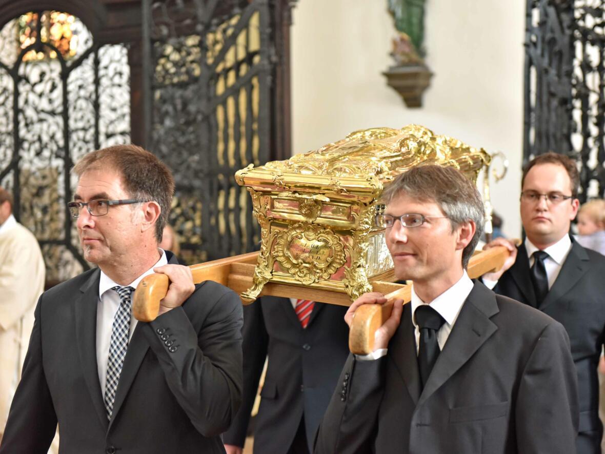 03_Eröffnung Ulrichswoche (Schnall)
