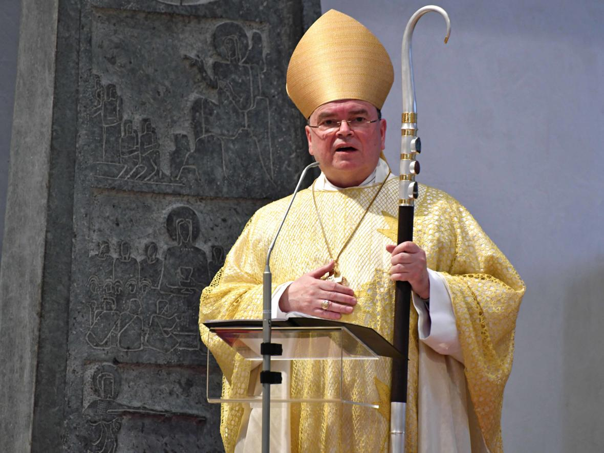 Priesterweihe 2020 im Hohen Dom zu Augsburg (Foto Nicolas Schnall_pba) DSC_4244