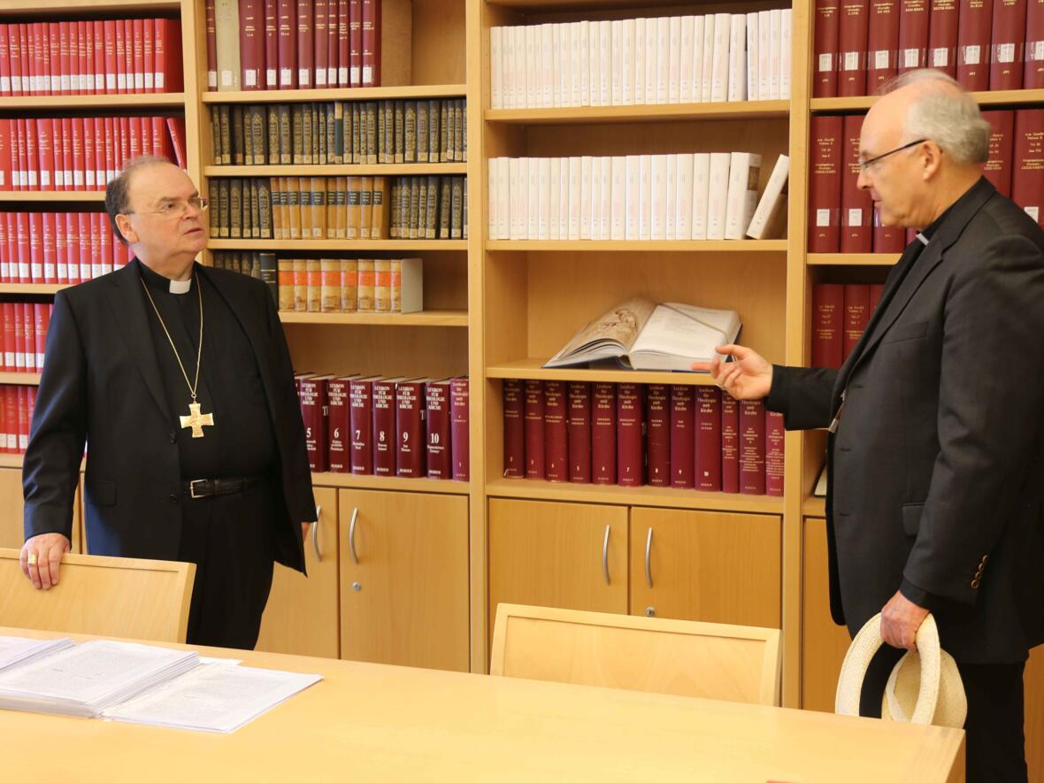 06_Besuch Institut Papst Benedikt_Foto Veit Neumann
