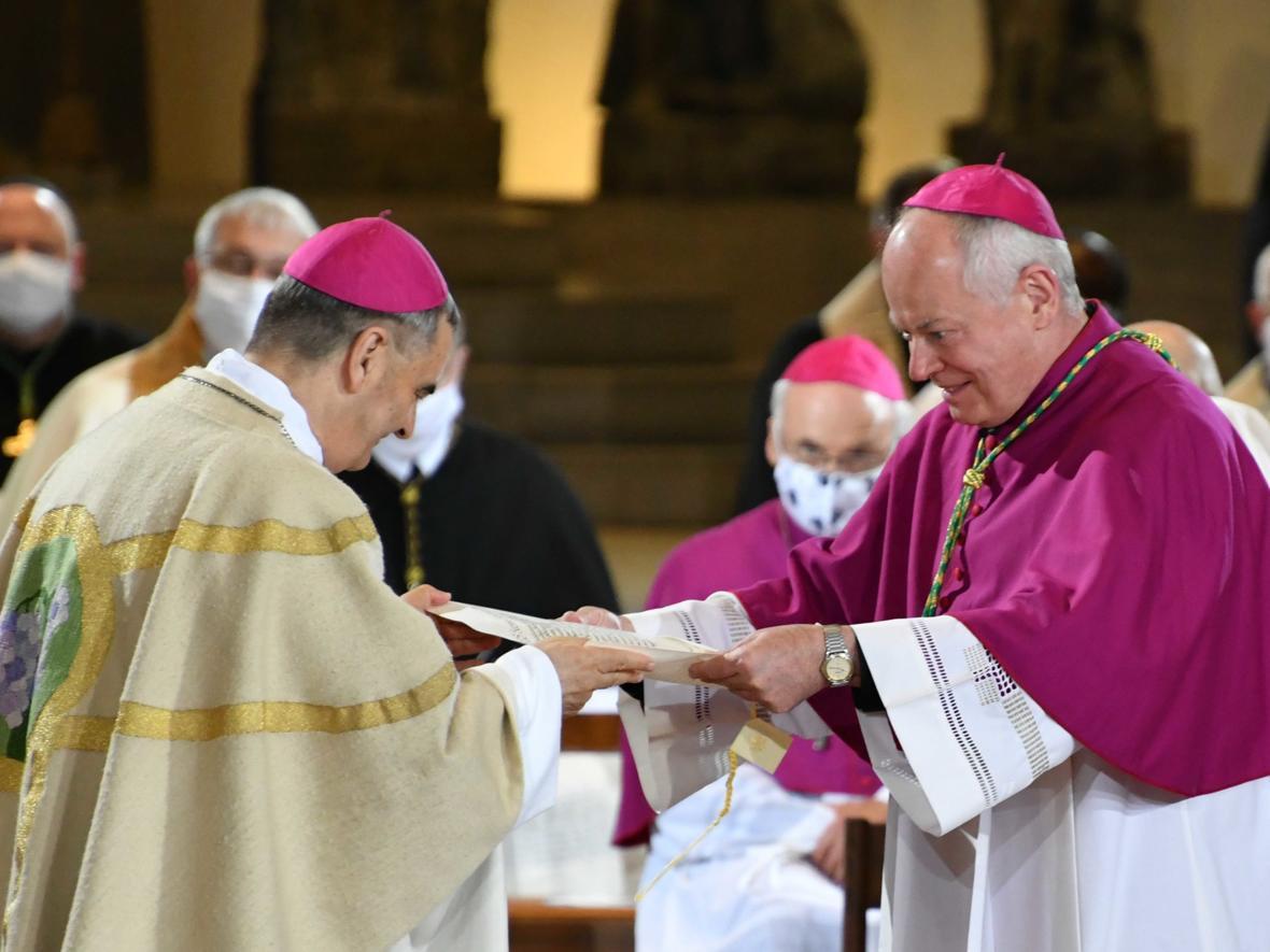 Bischofsweihe Dr. Bertram Meier (Foto Nicolas Schnall_pba) 2847