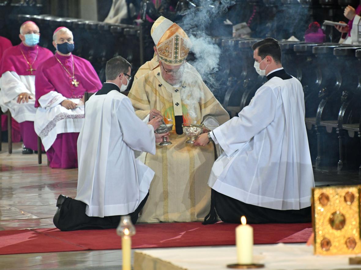 Bischofsweihe Dr. Bertram Meier (Foto Nicolas Schnall_pba) 2893