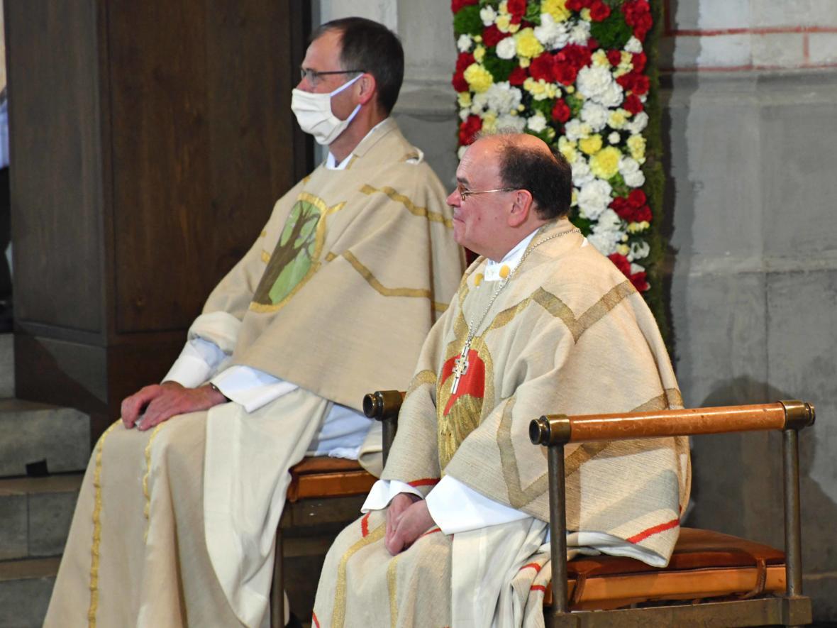 Bischofsweihe Dr. Bertram Meier (Foto Nicolas Schnall_pba) 2934