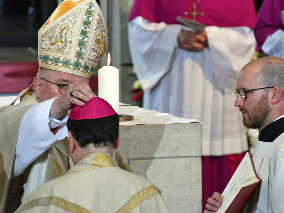 Bischofsweihe Dr. Bertram Meier (Foto Nicolas Schnall_pba) 3017