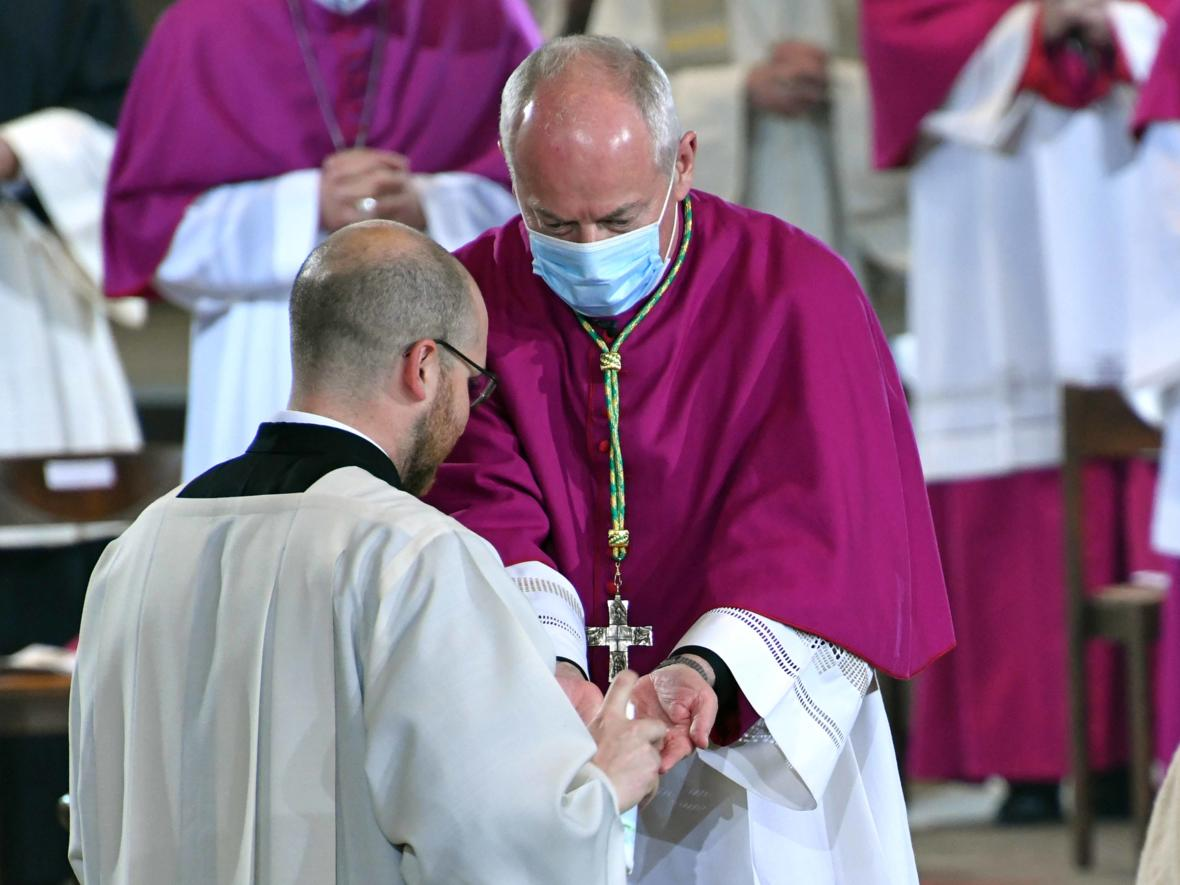 Bischofsweihe Dr. Bertram Meier (Foto Nicolas Schnall_pba) 3148