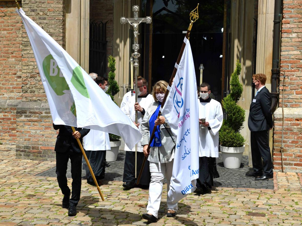 Bischofsweihe Dr. Bertram Meier (Foto Nicolas Schnall_pba) 3249