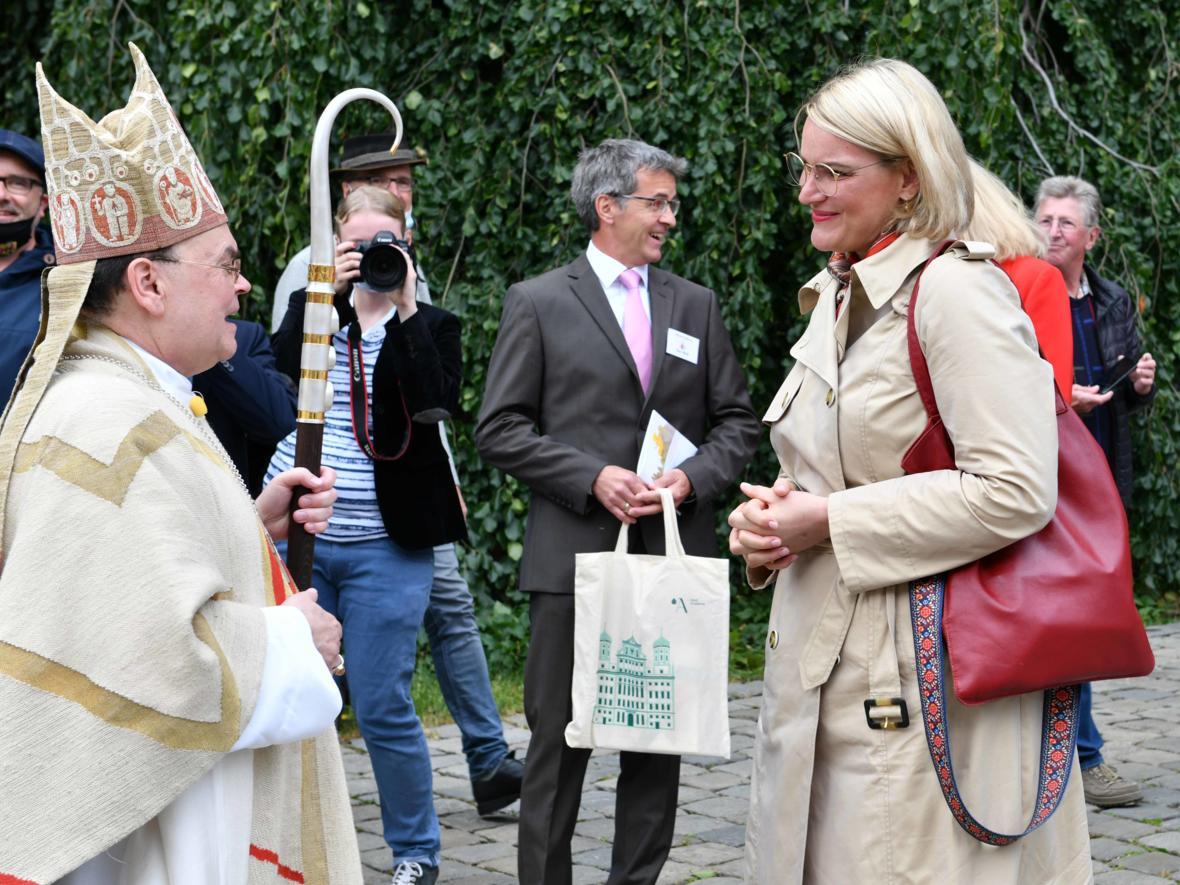 Bischofsweihe Dr. Bertram Meier (Foto Nicolas Schnall_pba) 3287