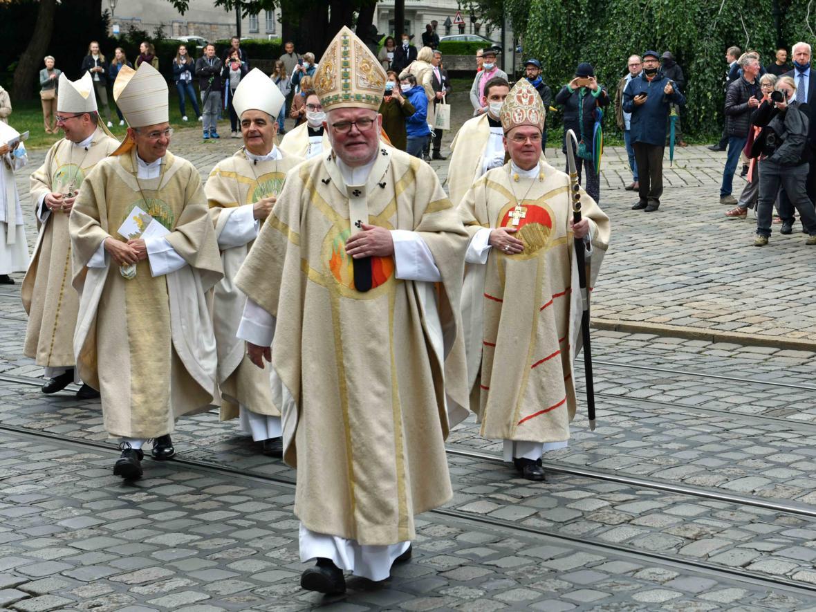 Bischofsweihe Dr. Bertram Meier (Foto Nicolas Schnall_pba) 3300