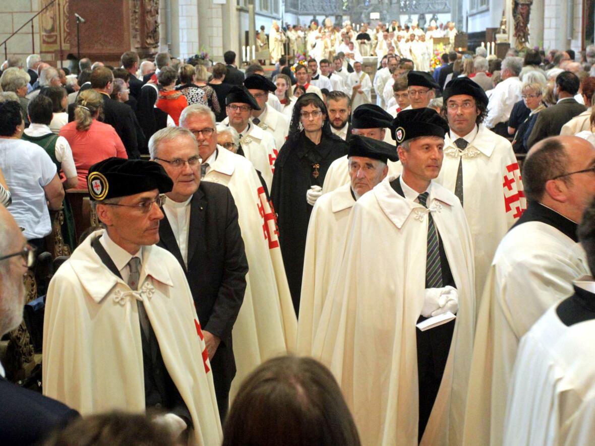 Dankgottesdienst zur Verabschiedung von Bischof Konrad (Foto Annette Zoepf_pba) 23