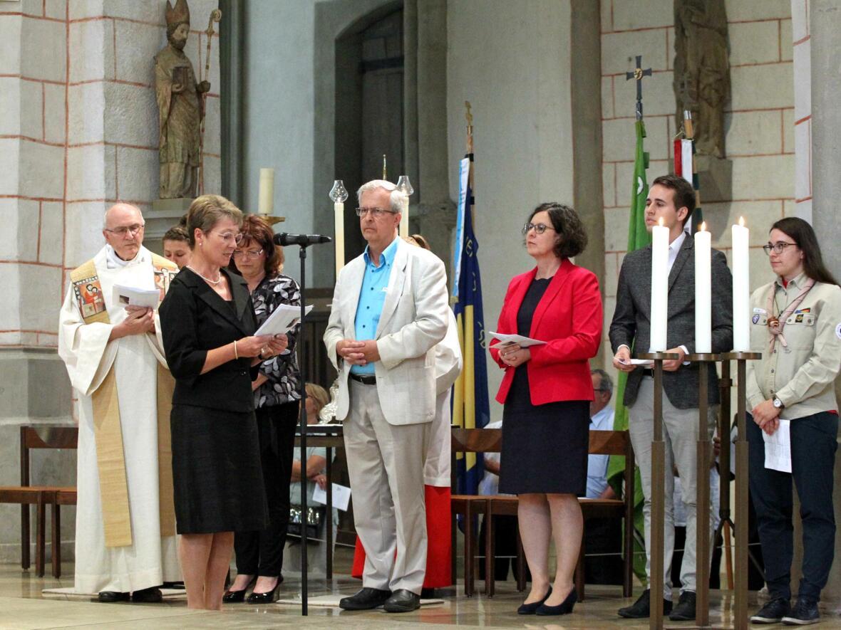 Dankgottesdienst zur Verabschiedung von Bischof Konrad (Foto Annette Zoepf_pba) 26