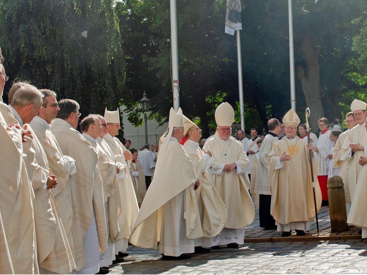 Dankgottesdienst zur Verabschiedung von Bischof Konrad (Foto Barbara Löll_pba) 32