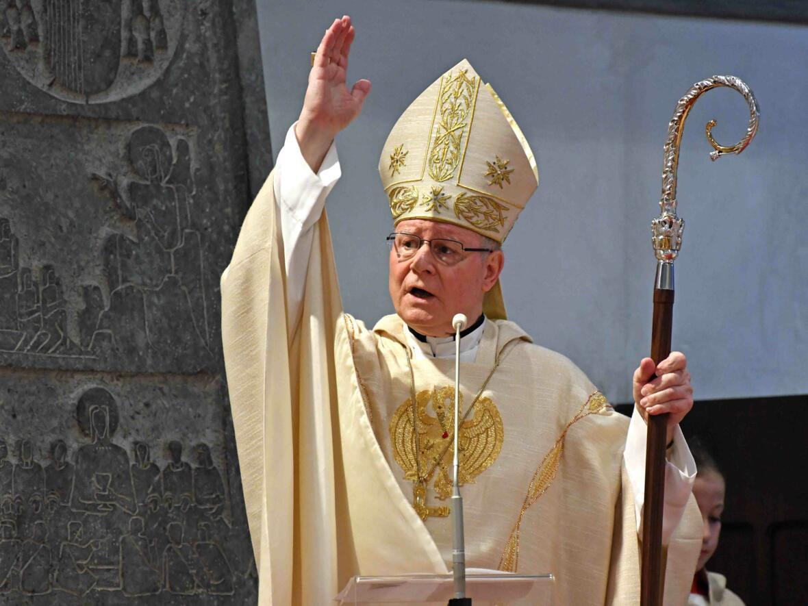 Dankgottesdienst zur Verabschiedung von Bischof Konrad (Foto Nicolas Schnall_pba) 14