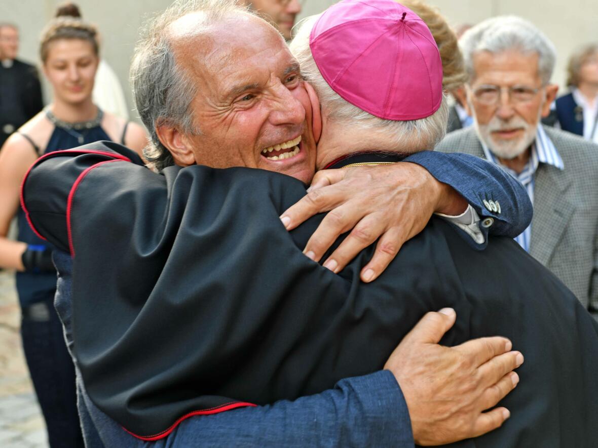 Dankgottesdienst zur Verabschiedung von Bischof Konrad (Foto Nicolas Schnall_pba) 33