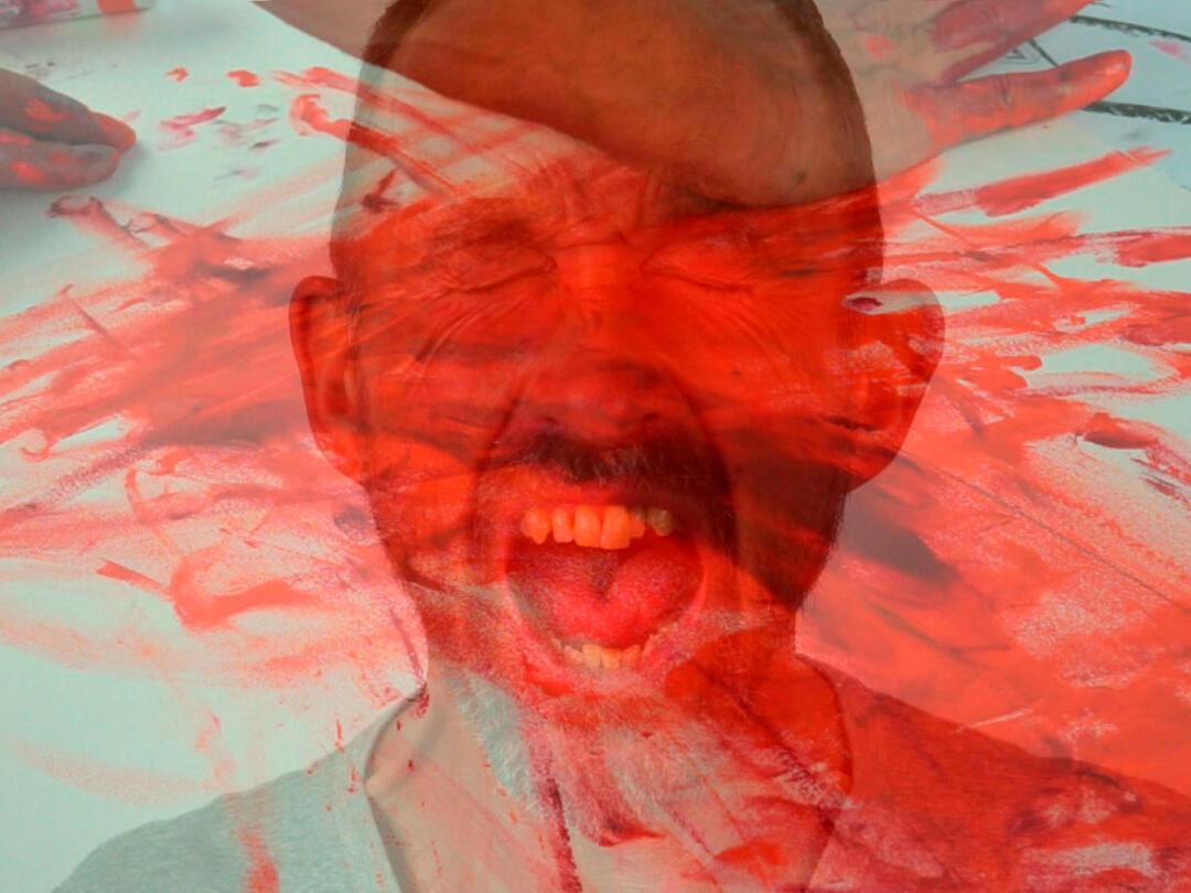 Zorn/Eine Auseinandersetzung mit dem eigenen (Jäh-)Zorn (Videostill), Rainer Kaiser, 2015