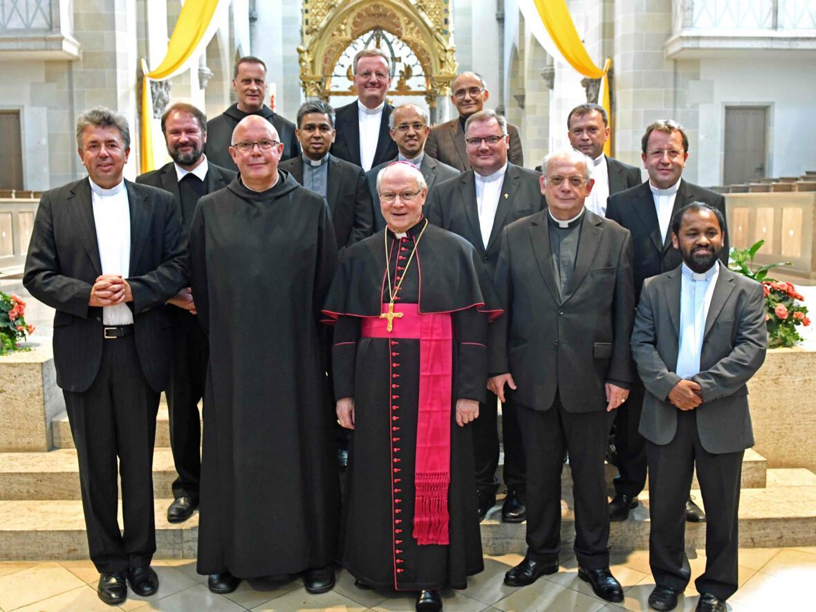 25 Jahre Priester (Foto: Nicolas Schnall / pba)