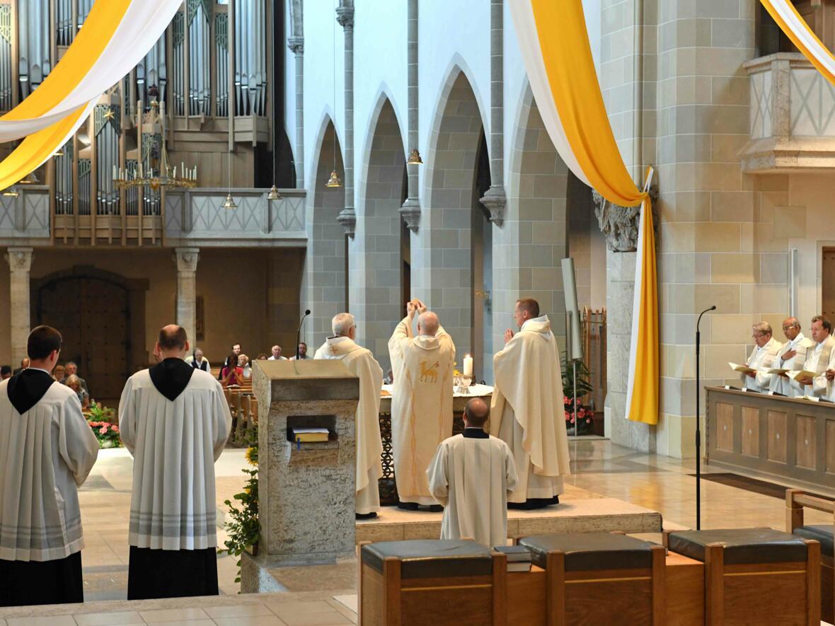 Tag der Priesterjubilare 2018 (Foto_Nicolas Schnall) 3 DSC 6816