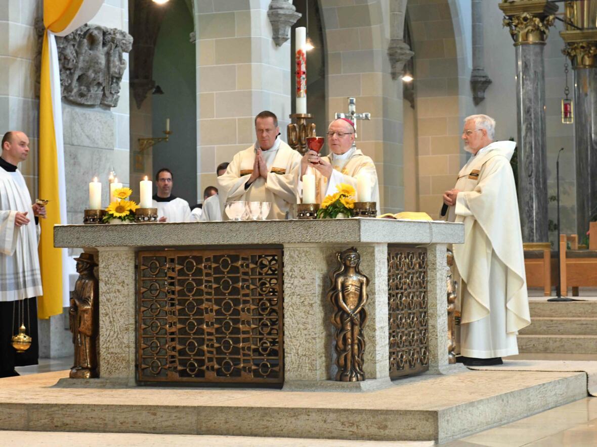 Tag der Priesterjubilare 2018 (Foto_Nicolas Schnall) 4 DSC 6804