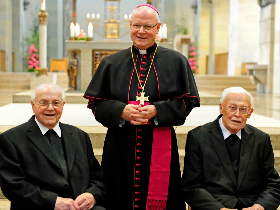 65 Jahre Priester
