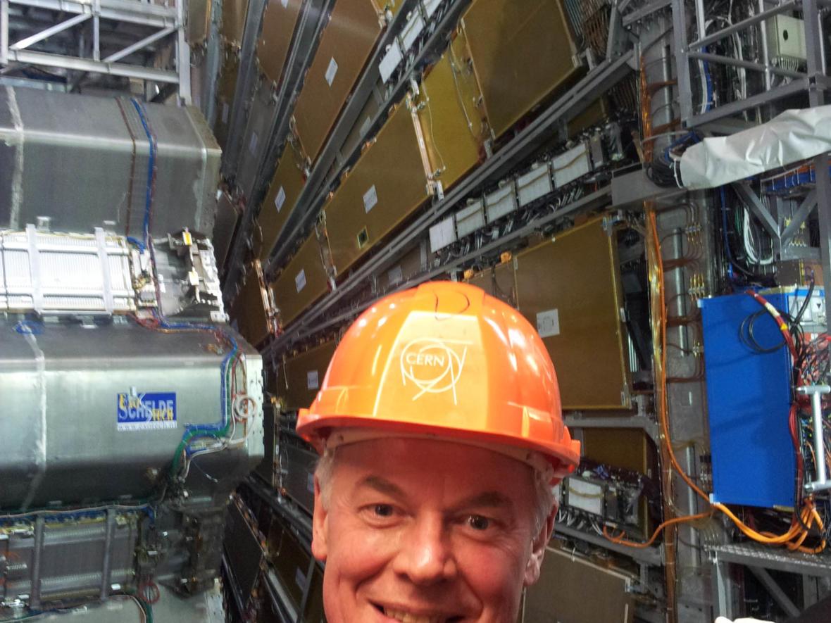 2013: Besuch der Forschungsstätte der Europäischen Organisation für Kernforschung CERN (Foto: Archiv)