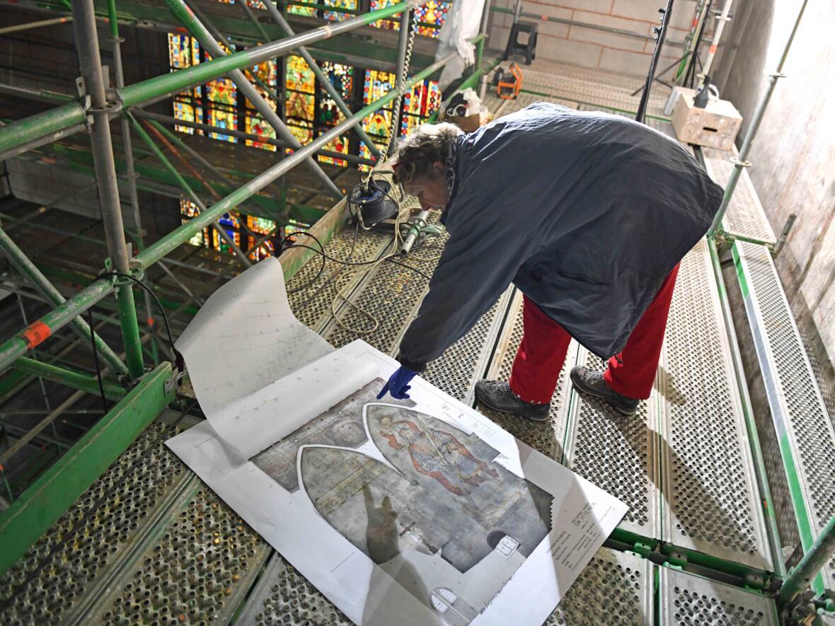 Restaurationsarbeiten Hoher Dom (Foto Nicolas Schnall_pba) DSC_0662