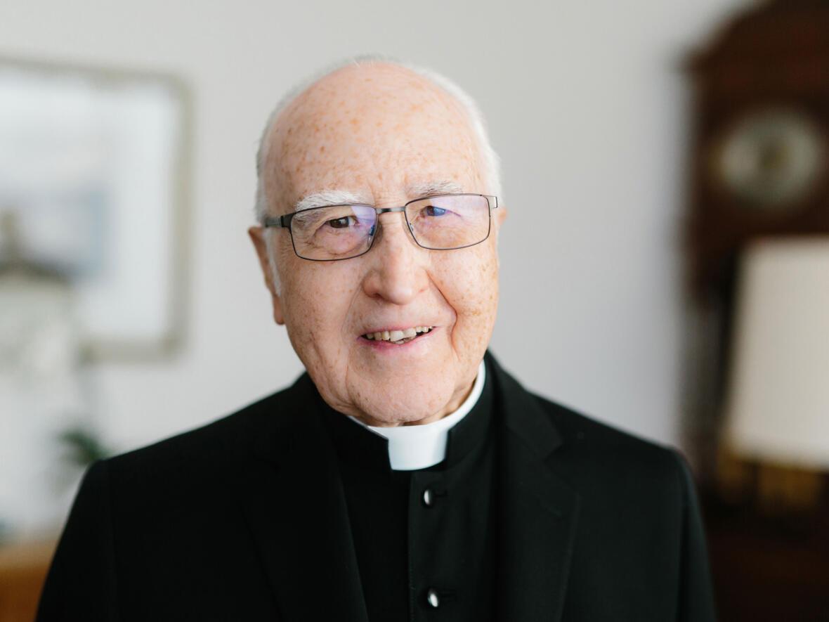 Erzbischof em. Dr. Karl Braun (Foto: Pressestelle Erzbistum Bamberg / Hendrik Steffens)